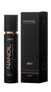 Nanoil hair oil - best for hair care