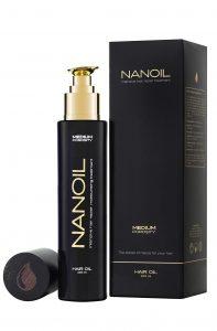 Nanoil hair oil - the best oil for hair care
